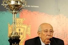 Morreu Amândio de Carvalho, antigo vice-presidente da FPF