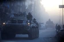 Rússia bombardeou por erro aliados da coligação