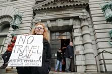 Justiça promete decidir rapidamente veto a lei migratória de Trump