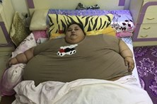 Morreu mulher mais gorda do mundo