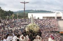 Vinda do Papa incentiva peregrinos a chegar a pé