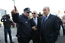 Pinto da Costa admite ter contratado seguranças