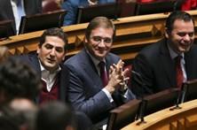 """PSD acusa esquerda de pôr """"em causa o normal funcionamento das instituições"""""""