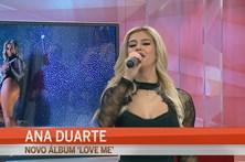 Ana Duarte lança novo álbum
