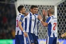 As melhores imagens do FC Porto-Tondela