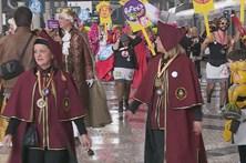 Carnaval de Torres Vedras arranca celebração de entrudo na capital