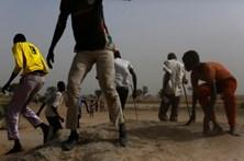 Fome declarada no Sudão do Sul