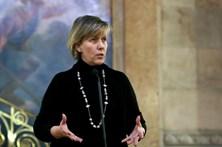 Maria Luís Albuquerque critica gestão do PCP nos municípios