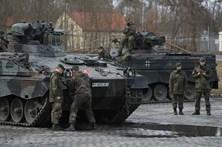 Alemanha aumenta efetivos das Forças Armadas após pressões dos Estados Unidos