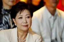 Governadora alerta para custos fora do controlo dos Jogos Olímpicos 2020