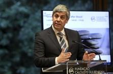 Centeno diz que é hora de reforçar aposta na moeda única europeia