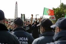 Protestos contra expropriações na ilha da Culatra