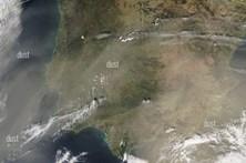 Poeiras provenientes de África afetam qualidade do ar no Algarve