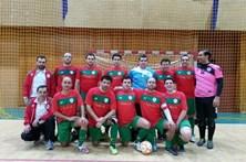 Sacerdotes tricampeões europeus de futsal