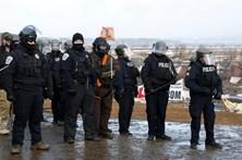 Vários detidos em protesto contra oleoduto do Dakota