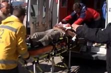 Soldados turcos entre as 40 vítimas de bombista suicida na Síria