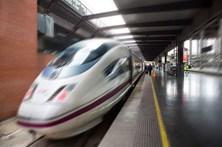 Maquinista morre durante viagem de comboio em Espanha