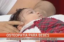 Osteopatia para bebés