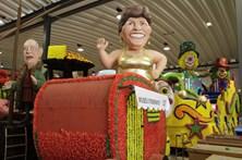 Carnaval de Loulé com 'Grande Geringonça' à procura de solução para o país