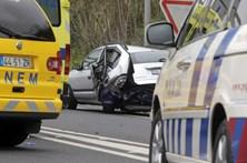 Morre atropelada ao sair de carro avariado no IC19