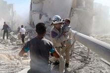Sírios falham cerimónia dos Oscares para salvarem vidas