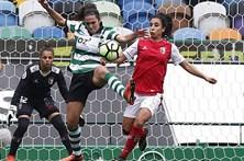 'Leoas' conseguem mais assistência que equipa masculina do Sporting