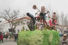 Torres Vedras festeja Carnaval