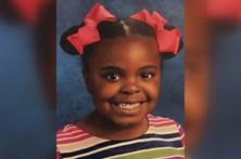 Menina de oito anos morta a tiro após acidente