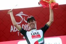 Rui Costa ganha Volta a Abu Dhabi