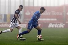 Nacional e Feirense empatam sem golos na I Liga