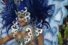 Rainha portuguesa homenageada no Carnaval do Rio