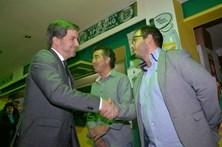 """Bruno de Carvalho diz que o """"balneário está abalado"""""""