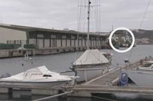 Pescadores encontram bomba ao largo da Nazaré