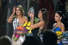 Steve Harvey troca vencedoras do concurso Miss Universo