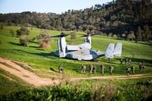 Exercício da Força Aérea junta militares de seis países e da NATO