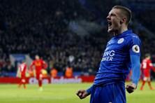 Leicester venceu no primeiro jogo pós-Ranieri