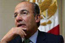 Ex-Presidente mexicano doa pensão para ajudar crianças com cancro