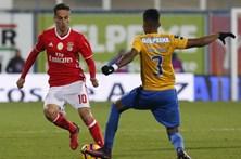 Benfica e Estoril dão pontapé de saída nas meias-finais da Taça de Portugal