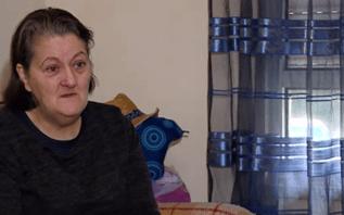 Maria Silva procura a filha desaparecida há dez anos