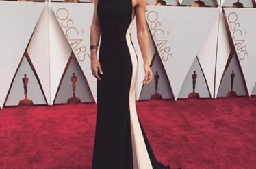Carolina Patrocíncio sexy nos Óscares