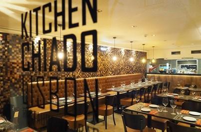 Kitchen Chiado: Comer sem pressa