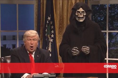 Resultado de imagem para SNL TRUMP E A MORTE