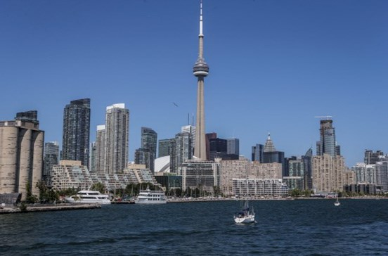 Toronto: Uma gigante 'muito cool'