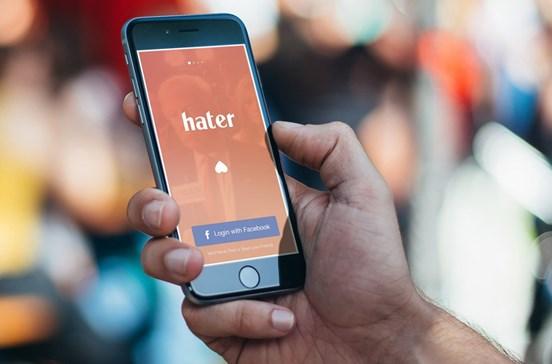 Já existe um Tinder do ódio
