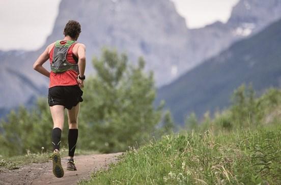 Correr um trail
