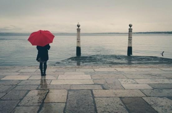 Chuva e calor deixam Portugal em alerta amarelo