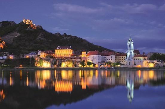 Dürnstein: história, vinhos e castelos nas margens do Danúbio