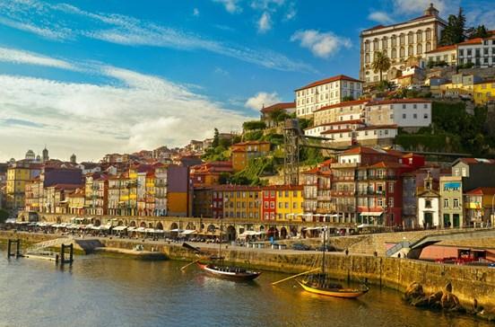 E o Melhor Destino Europeu do Ano é O Porto