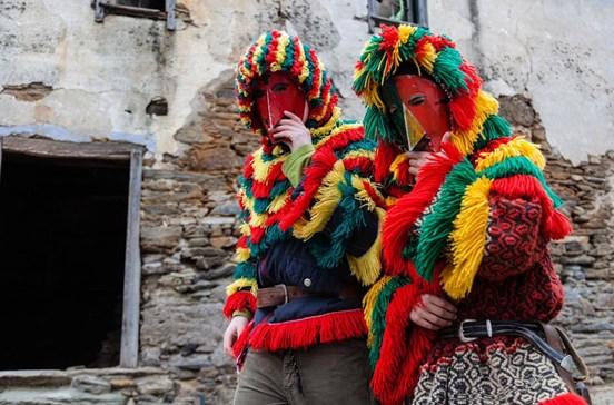 Carnaval dos Caretos de Podence a caminho do Património da Humanidade