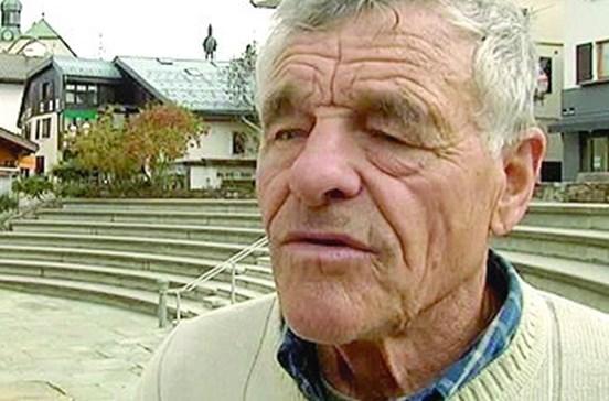 Adrien Duvillard Senior (1934-2017)
